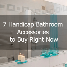 Handicap Bathroom Accessories to Buy Right Now icon