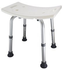 Ez2care-Adjustable-Lightweight-Shower-Bench